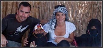 Lila & Henri en Égypte
