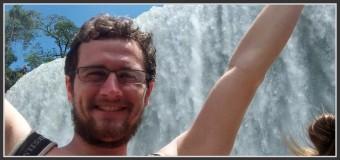 Défi : Douche dans les Chutes d'Iguazu