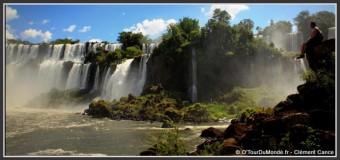Les Chutes d'Iguazu – Argentine