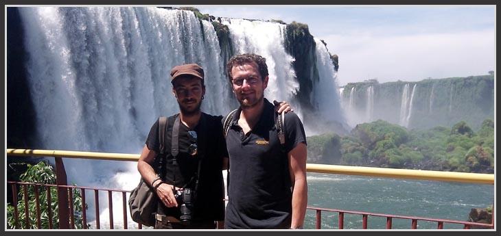 Les Chutes d'Iguaçu - Brésil