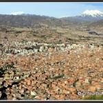 La Paz, à couper le souffle