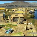 Lac Titicaca (2), Les iles flottantes et les familles d'Amantani.
