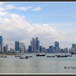 Panama, le canal et la capitale
