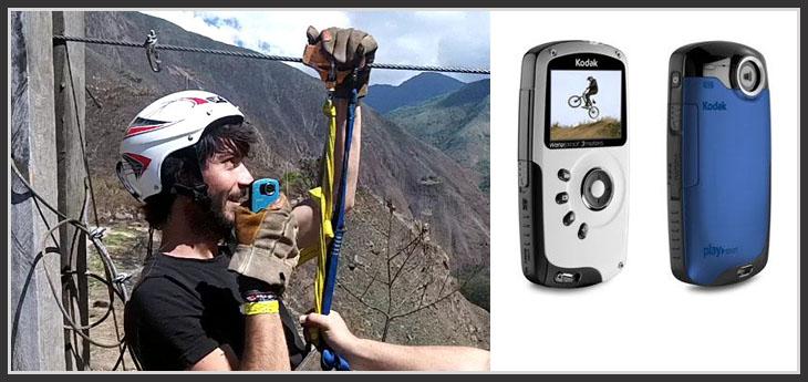 camera-PLAYSPORT Zx3-kodak