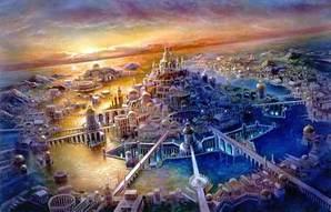 civilisation engloutie-atlantide
