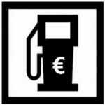 road trip - pompe à essence
