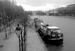 paris-Bassin de la Villette