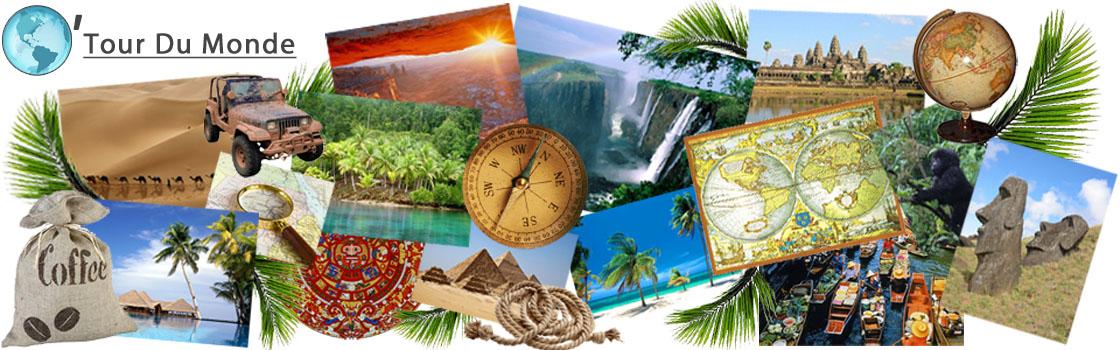 O Tour Du Monde – Blog Voyage