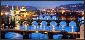 Prague : la ville aux cent clochers