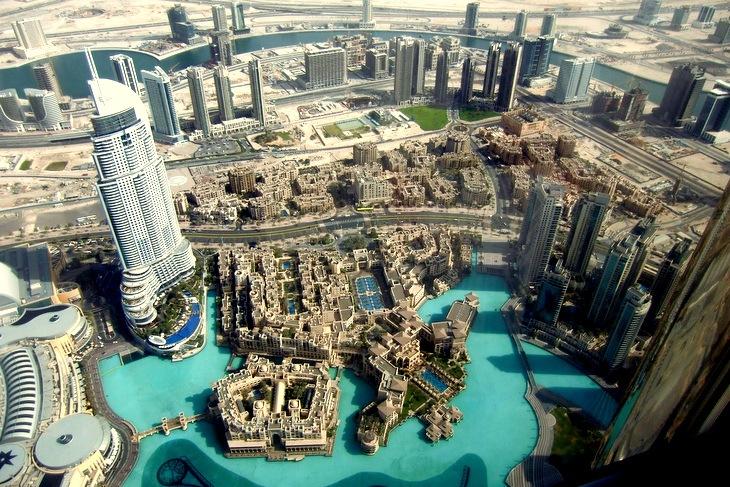 Dubai-vu-du-ciel