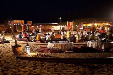 dubaï_desert_safari_camp