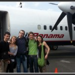 Départ pour Bocas Del Toro