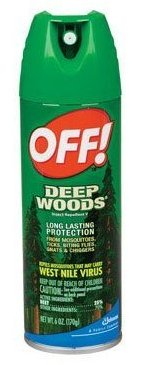 Off deep woods