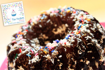 funfetti bakery - tropical cake