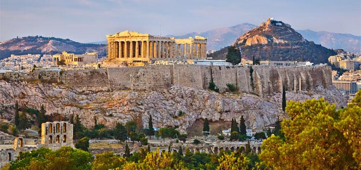 Athènes-Acropole