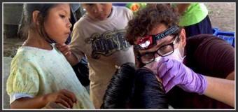 1ere mission humanitaire avec les Floating Doctors