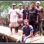 Premières planches de l' EcoLodge OTDM – Ep 1
