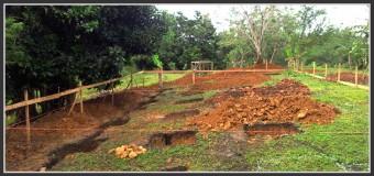 Fouille des fondations & Transport des matériaux – Ep 3, 4