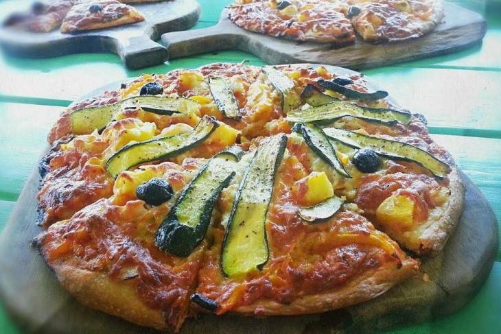 pizza - Los Secretos