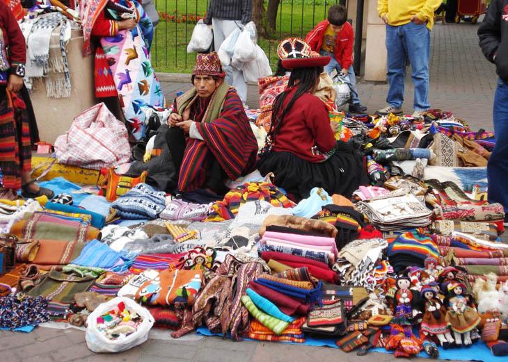 Parque Kennedy Market Lima