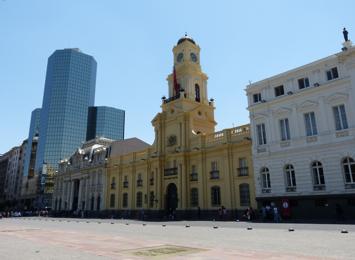 chile_south_america_santiago_santiago_de_chile_capital_space_plaza_del_armas