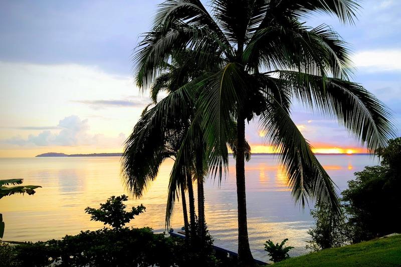 levé de soleil - El caribeo