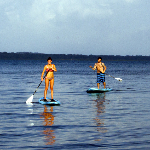 paddle - el caribeo