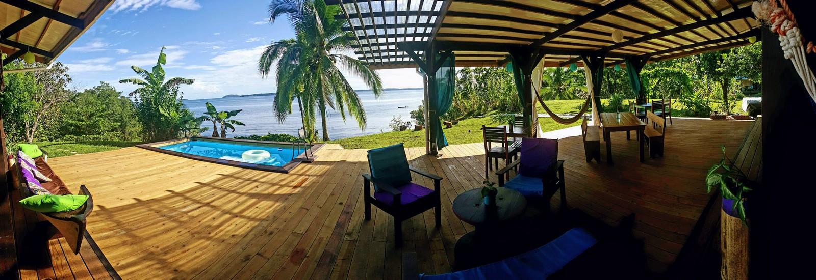 terrasse - el caribeo