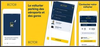 ECTOR, le service de voiturier facile